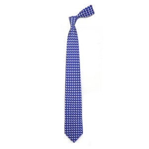 Rooster Blue Tie